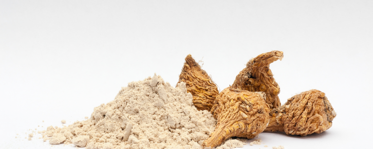 Maca coffee can help with male fertility.
